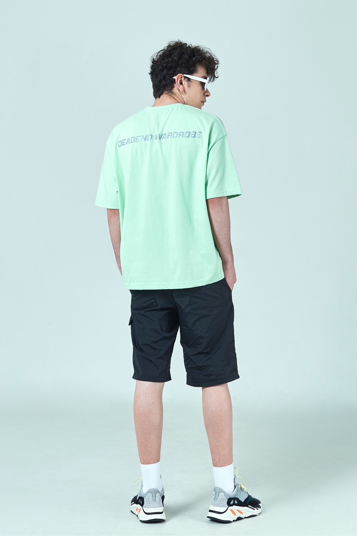 LIME REFLECTIVE T-SHIRTS